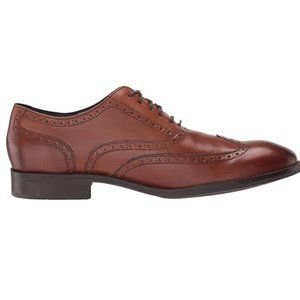 Men's winged Oxford Shoes